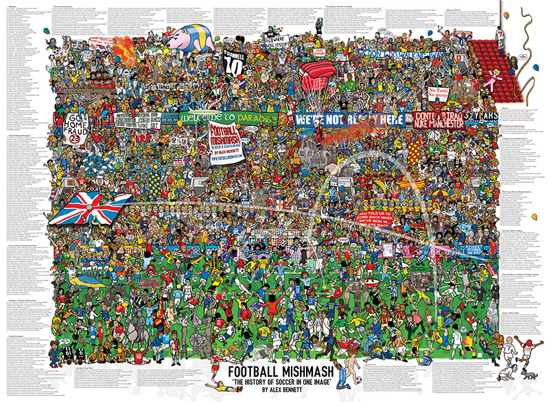 Football mishmash